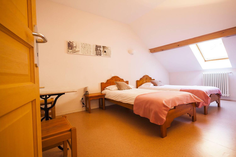 Chambre hôtel Seyssel