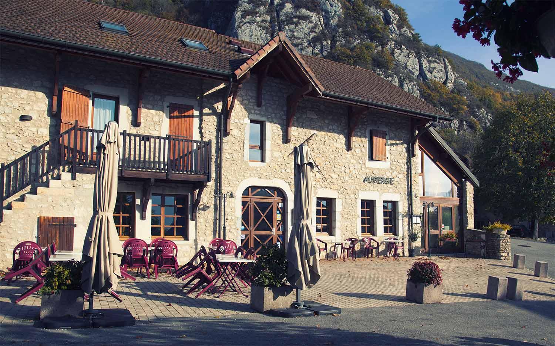 Hôtel en Chautagne